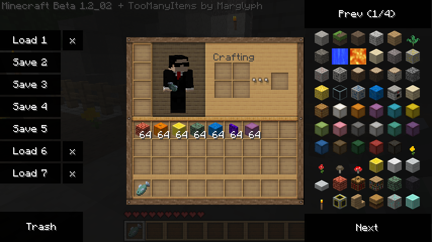 TooManyItems [1.9pre3]