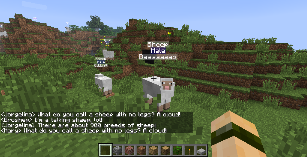Lambchops 1 3 1 all my pets 1 2 5 mobarmour v1 0 1 1 2 5 sheeper 1