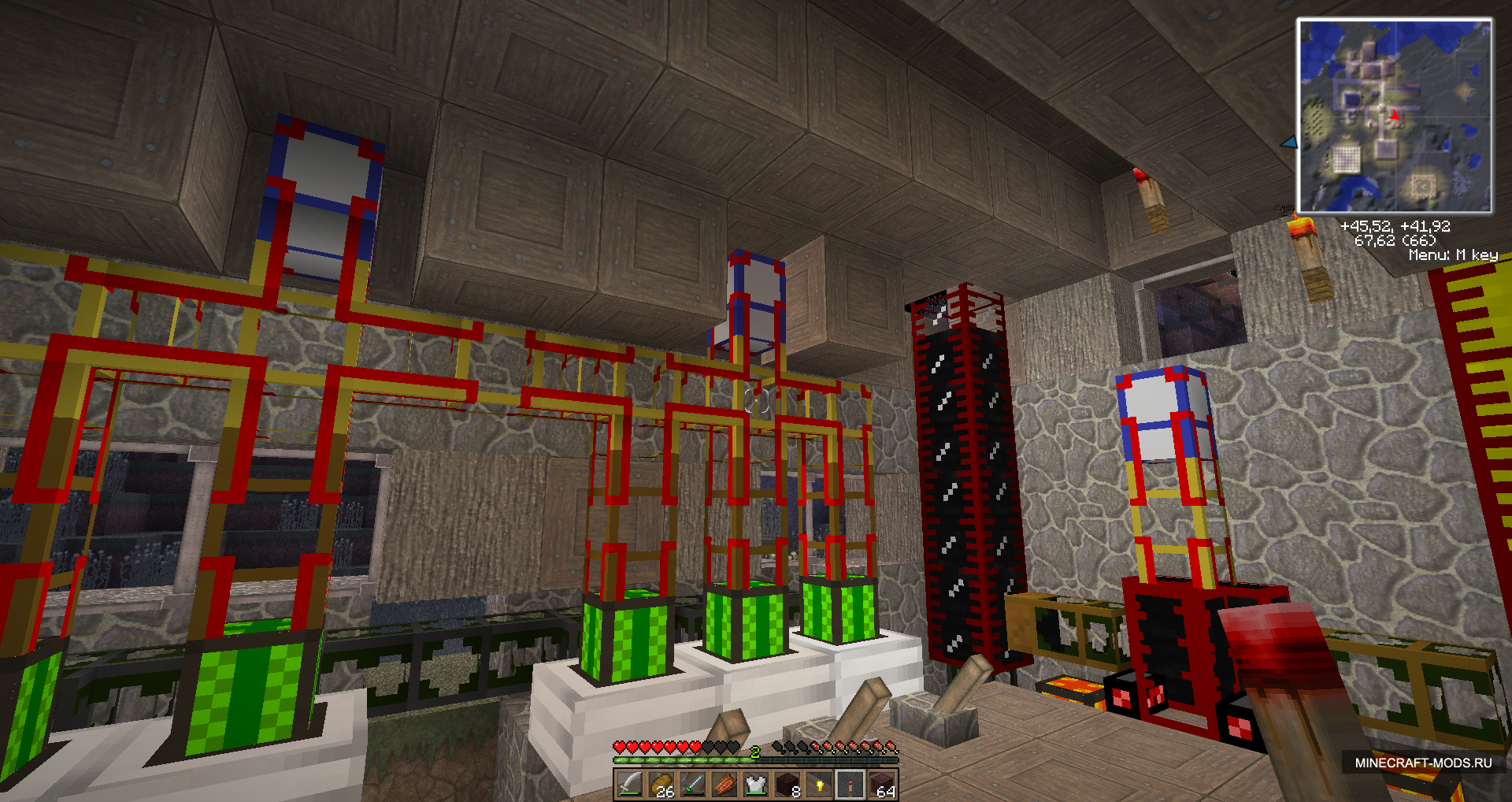Buildcraft teleport pipes 1 2 5