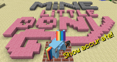 Mine Little Pony - ���� ��� minecraft