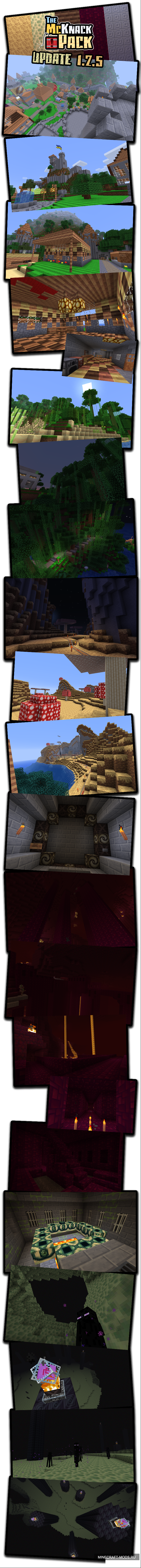 The McKnack Pack - �������� ��� minecraft