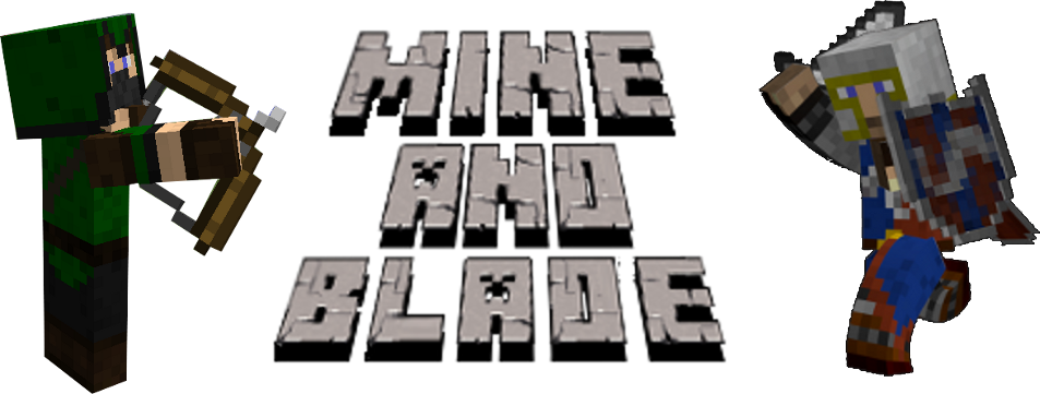 Mine & Blade Battlegear - v2.8.0.1 - Моды для minecraft