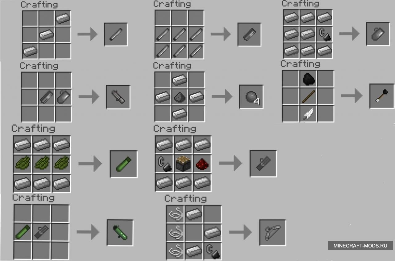 The hard weapons mod v1 2 1 2 5