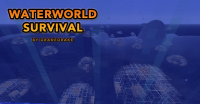 Waterworld Survival (Карта) - Карты для minecraft