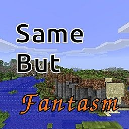Same-but-fantasm (16x)(1.4.6) - Текстуры для minecraft