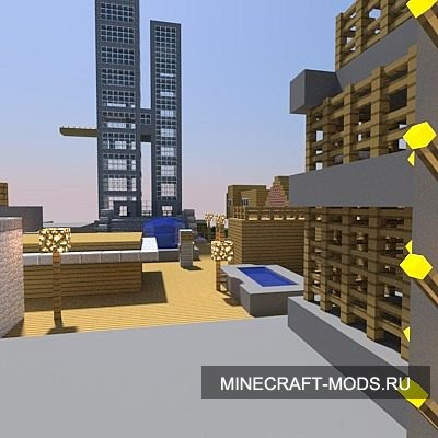 Smooth-Different pack (16x)(1.4.6) - Текстуры для minecraft