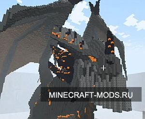 Deathwing in Minecraft (�����) - ����� ��� minecraft