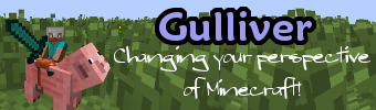 Gulliver the Resizing Mod (1.5.2) - Моды для minecraft