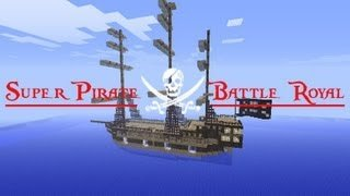 Super Pirate Battle Royale Project (Карта) - Карты для minecraft