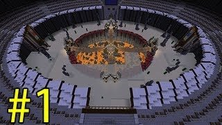 Gladiator Arena (�����) - ����� ��� minecraft