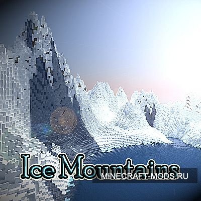Ice Mountains - ����� ��� minecraft