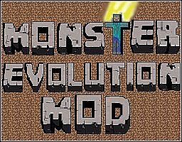 Monster Evolution Mod (1.5.1) - Моды для minecraft