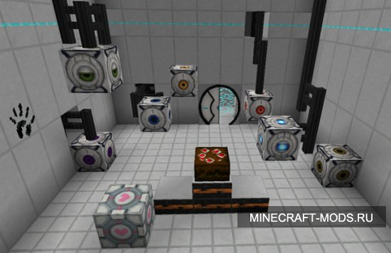 Precisely Portal (32x)(1.5.1) - �������� ��� minecraft