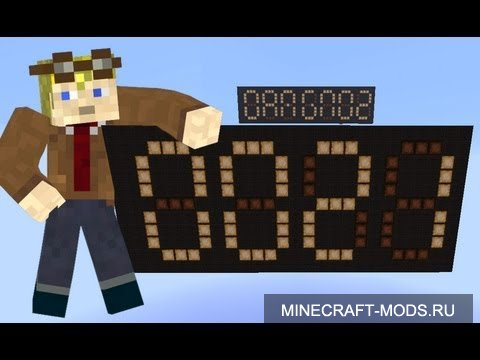 Wireless Scoreboard (Карта) - Карты для minecraft