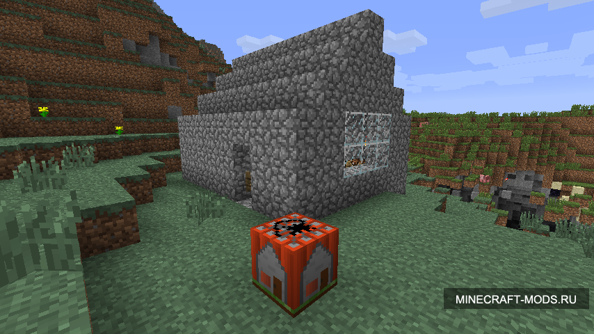 Too Much TNT Mod 0.15.3/0.15.2/0.15.1/0.15.0/0.14.3/0.14.1 ...