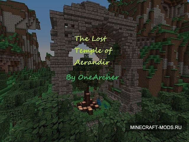 Minecraft The Lost Temple Download
