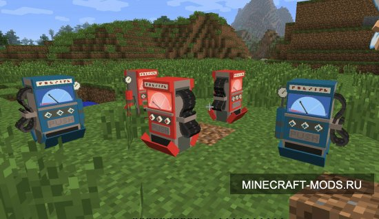 Team Fortress 2 Teleporter Mod [1.7.10]