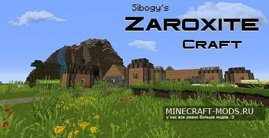 Sibogy's ZAROXITE Craft [32x][1.8.7]