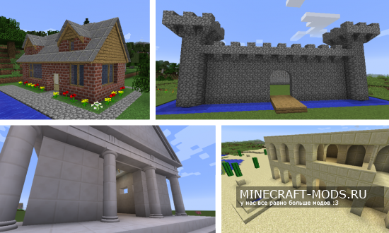 ArchitectureCraft [1.8]