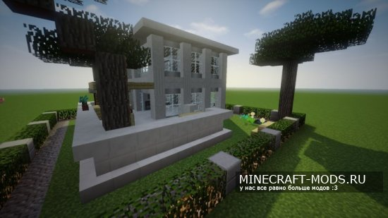 Small Modern House [Карта]