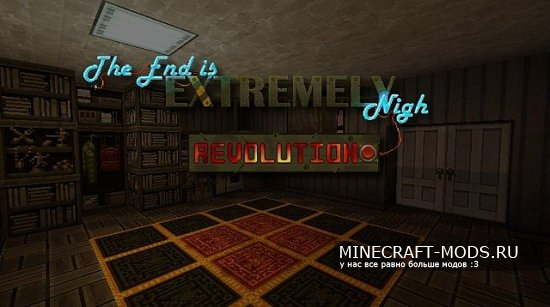 The End Is Extremely Night [32x][1.8.8]