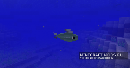 Just a Few Fish [1.7.10]