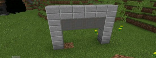 Light Bridge and Door 0.12 (MCPE)