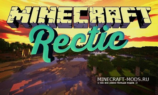 Rectic Pack [64x][1.8.8]