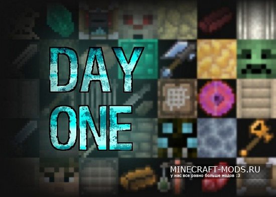 Day One [16x][1.8.8]