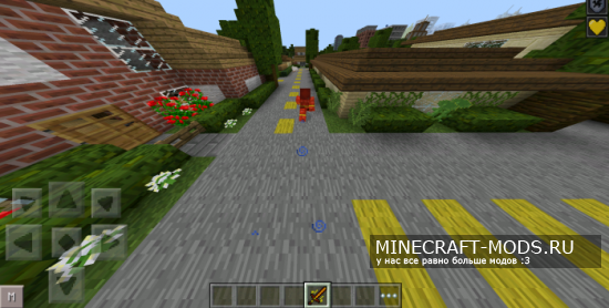 The Flash Mod 0.11.1 (MCPE)