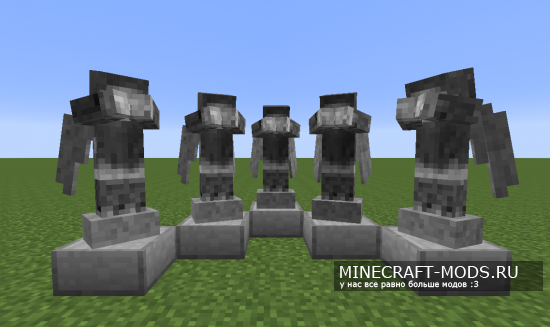 Weeping Angels [1.7.10]