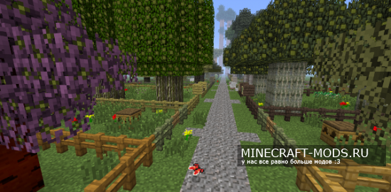 Forestry [1.7.10]