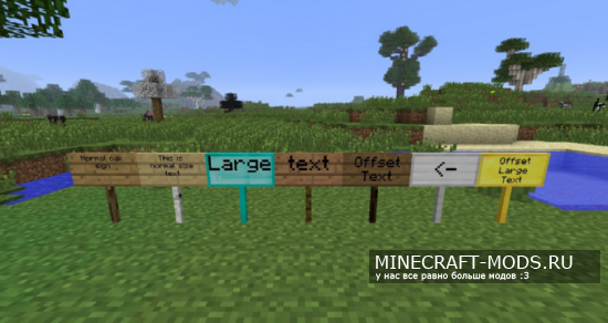 MoarSigns [1.8.9]