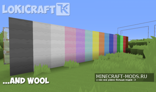 LoKiCraft PureCartoonPack [256x][1.9]