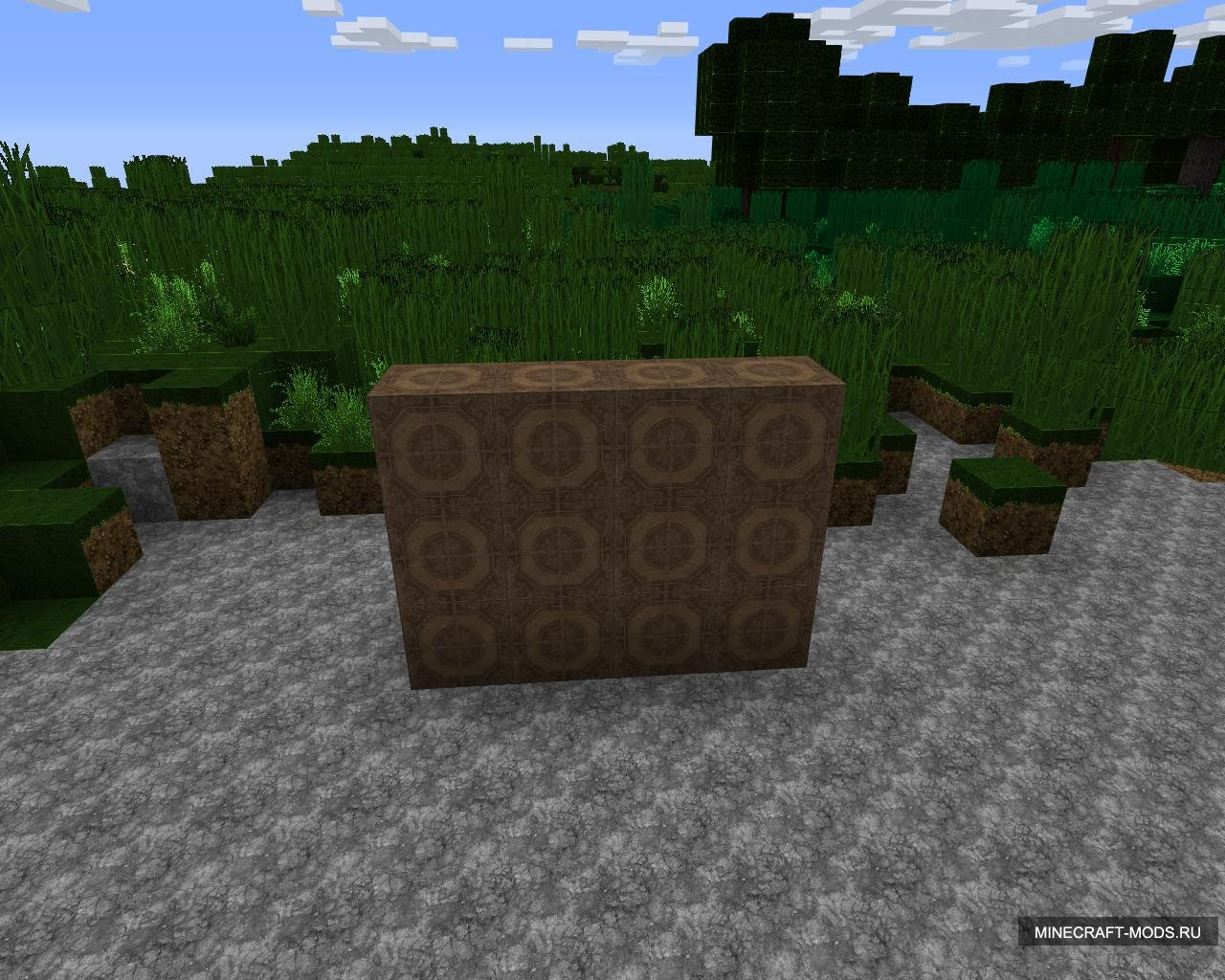 Psientic Mods - Marble - Моды для minecraft