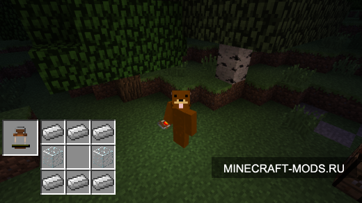 Mods for minecraft 1.7.10 рузак
