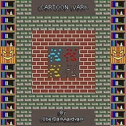 Cartoon Vark (32x)(1.4.5) - Текстуры для minecraft