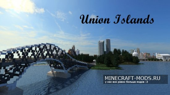 Union Islands Project [Карта]