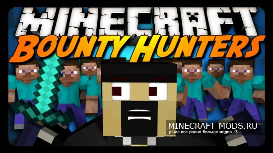 Bounty Hunter Mod (MCPE)