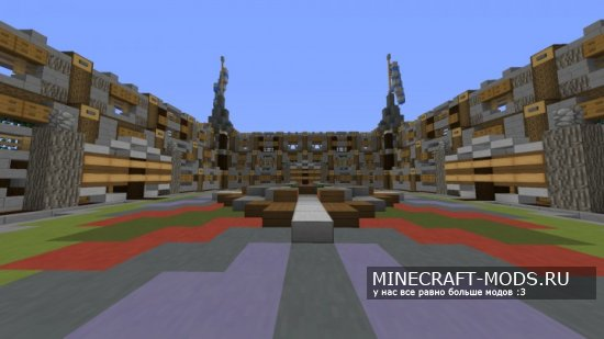 Lobby Medieval Style Made by -*NecronOfficial* [Карта]