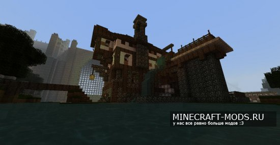 CrEaTiVe_ONE's Medieval [64x][1.8.8]