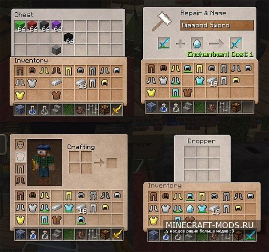 Lithos Mostly Faithful [32x][1.8.8]