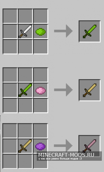 Colorful Tools [1.7.10]/[1.8]