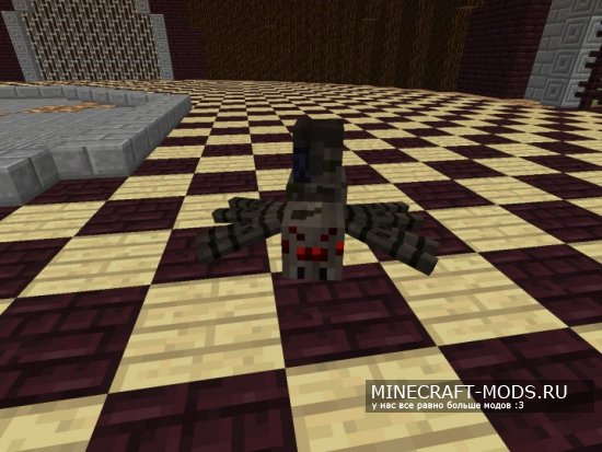 Block Monster Mod [1.7.10]/[1.8]