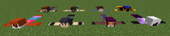 PlayerRugs [1.7.10]