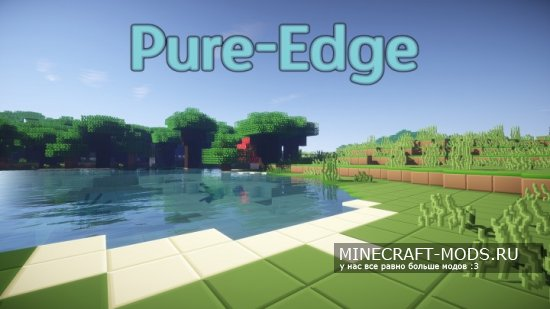 Zorocks Pure-Edge HD! [32x][1.8.8]