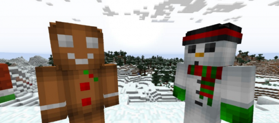 The Spirit Of Christmas 2015 [1.7.10]/[1.8]