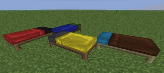 Bed Craft and Beyond [1.8.9]