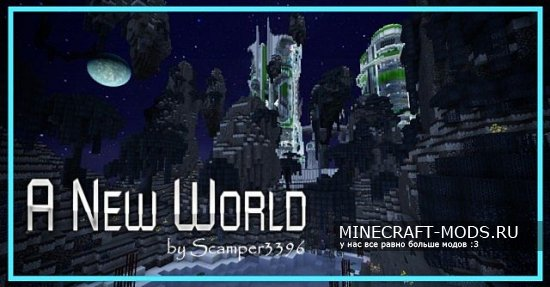 New World [32x][1.8.9]