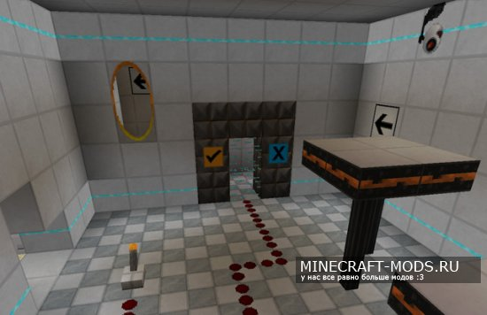 Precisely Portal and Modified Portal [32x][1.9.2]